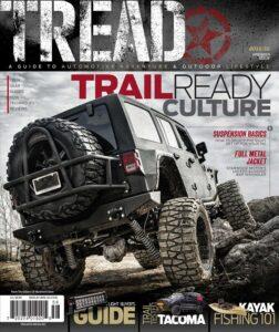 Tread Magazine Cover - Winter 2015-2016