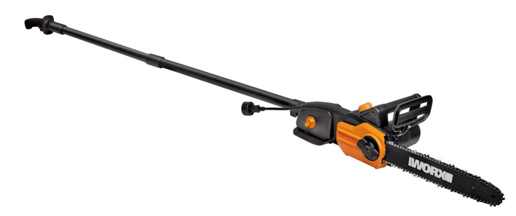 WORX® 8A, 10 in. Electric Pole Saw (Full product Image)