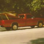 MT's '87 GMC S-15