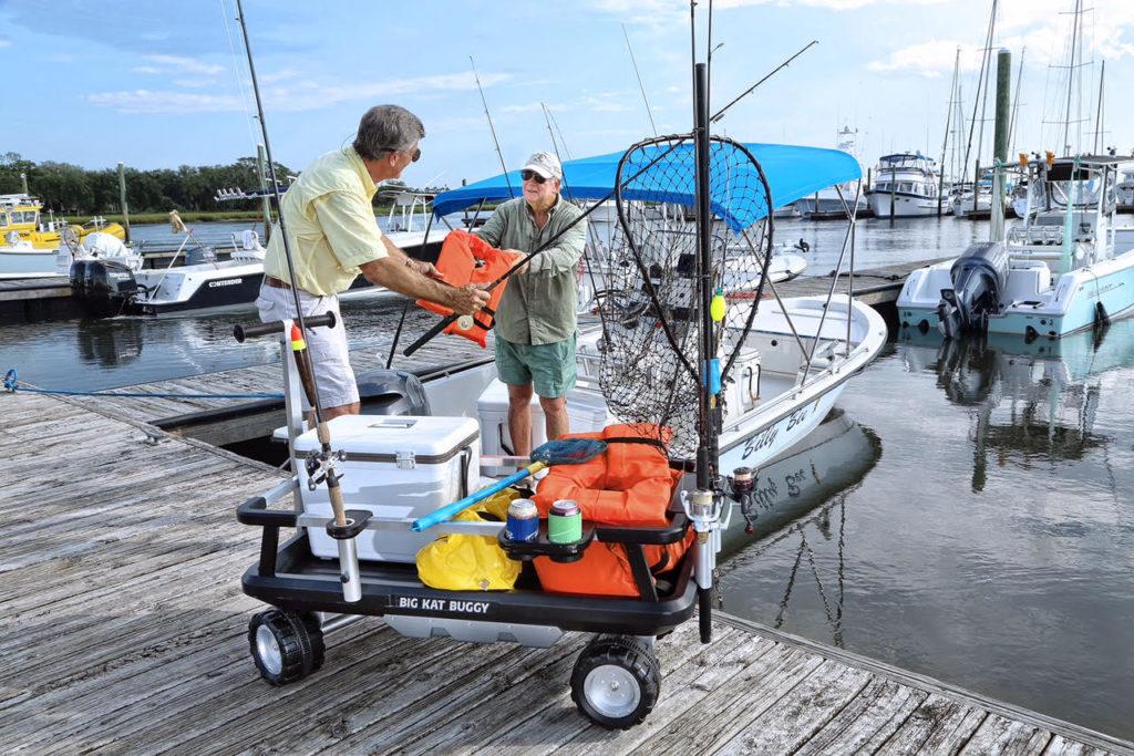 Big Kat Buggy - Fishing