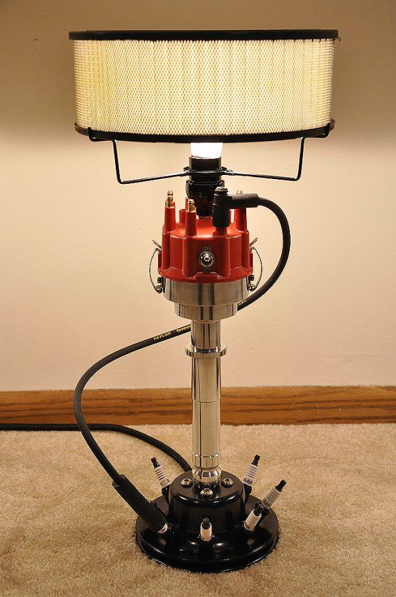 Distributor Lamp