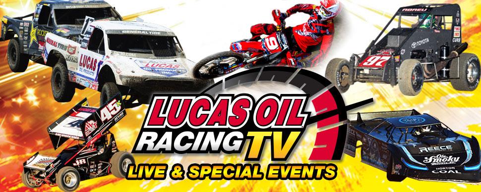 Lucas Oil Off-Road Racing TV