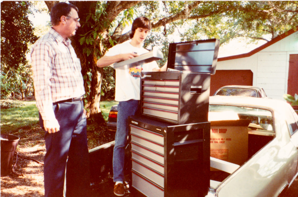 My First Craftsman Tool Chest (1987)