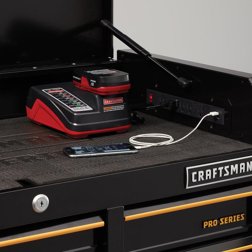 Craftsman Pro Series Tool Storage (Power Strip)