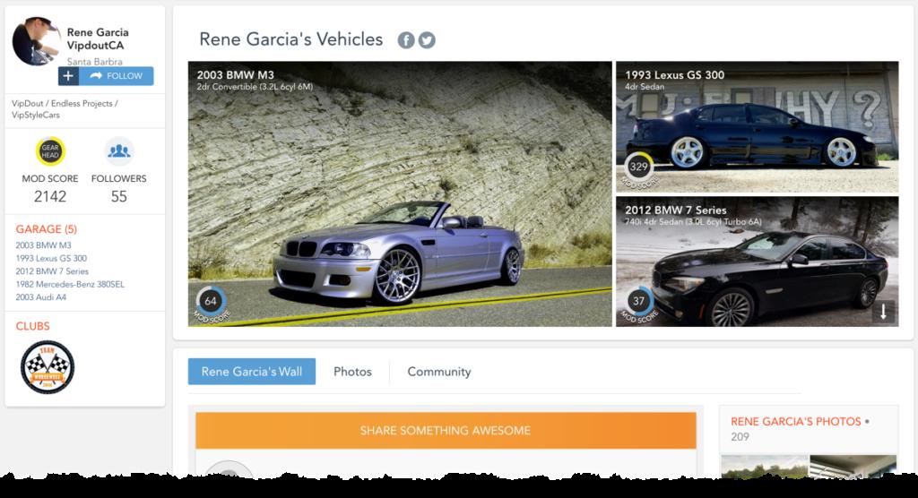 Wheelwell Garage Profile