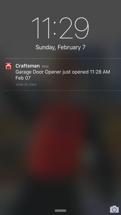Craftsman Smart Garage Door Opener App