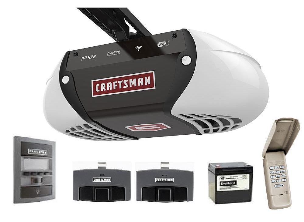 Craftsman Smart Garage Door Opener