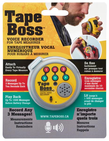 Tape Boss Package