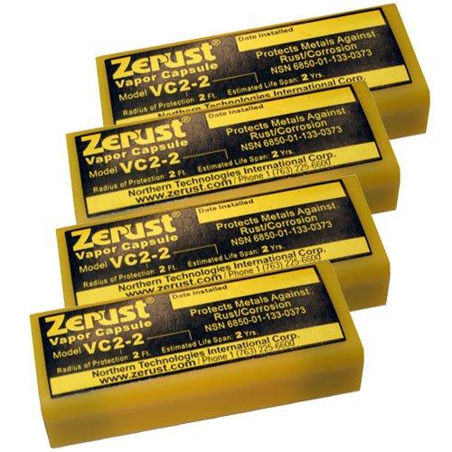 Zerust Capsule (4-Pack)