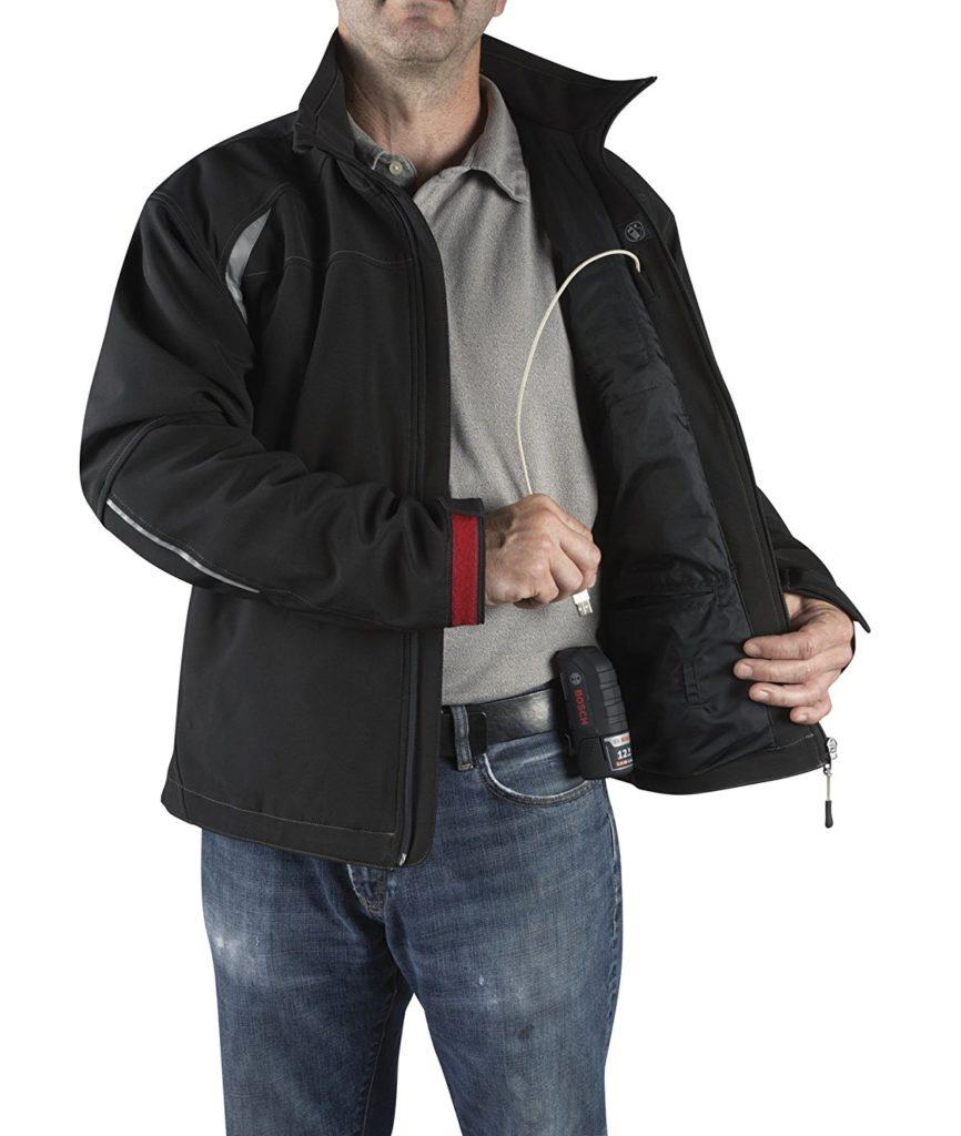 Bosch Heated Jacket - Battery Belt Clip
