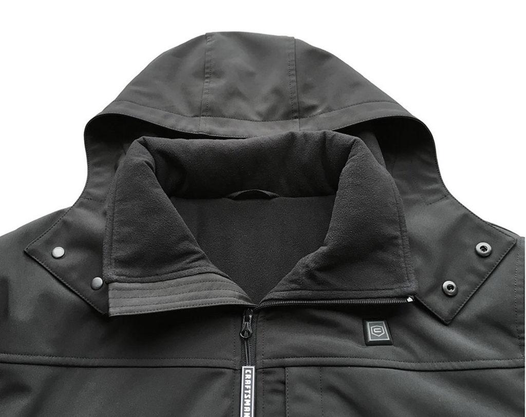 Craftsman Heated Jacket - Hoodie