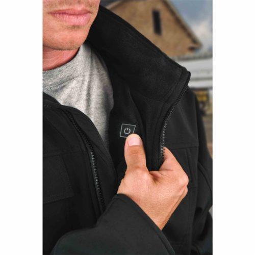 DEWALT Heated Jacket - Heat Settings