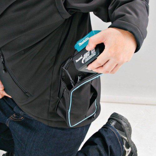 Makita Heated Jackets - Battery Pocket