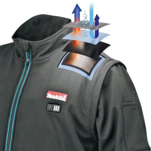 Makita Heated Jacket - Shell