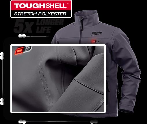 Milwaukee M12 Heated Jacket - Toughshell