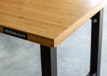 Hands-On: Ironman 48″ Bamboo Workbench with Adjustable Height