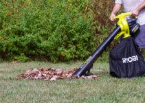 Hands On: RYOBI 40V Cordless Leaf Vacuum / Mulcher