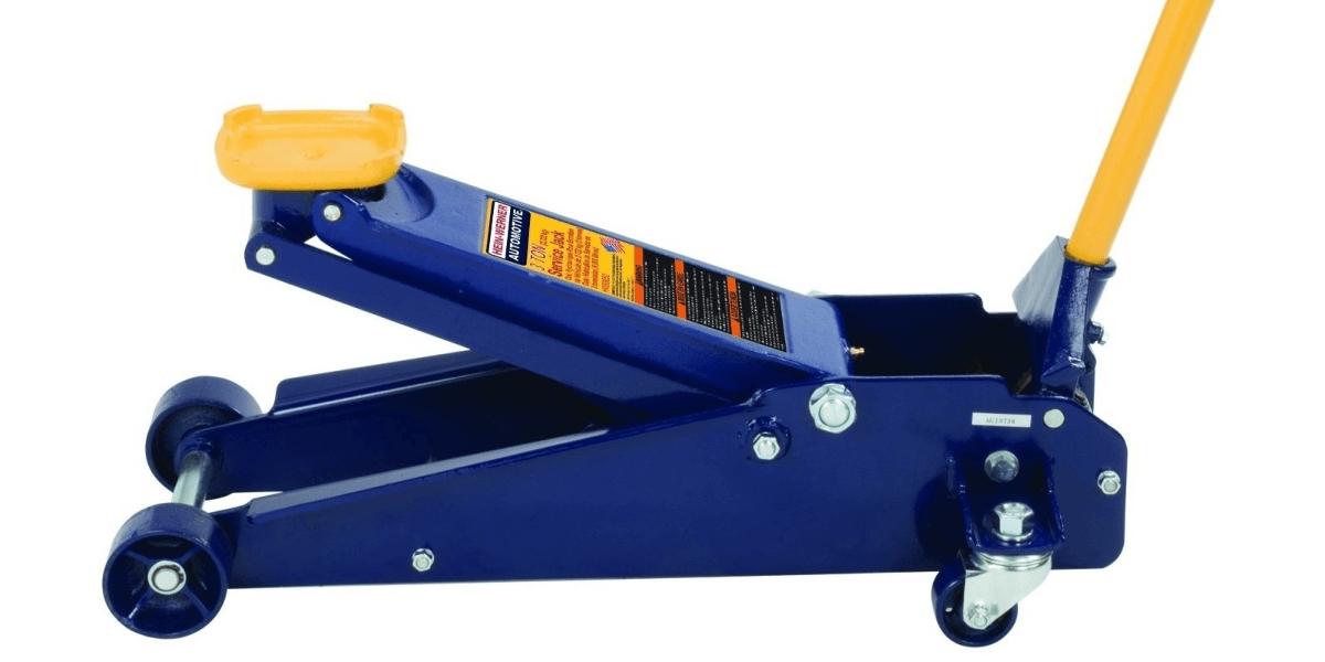Hein-Werner 3-Ton Capacity High Lift Jack
