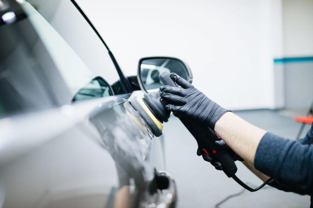 Types Of Car Polishers Buffers