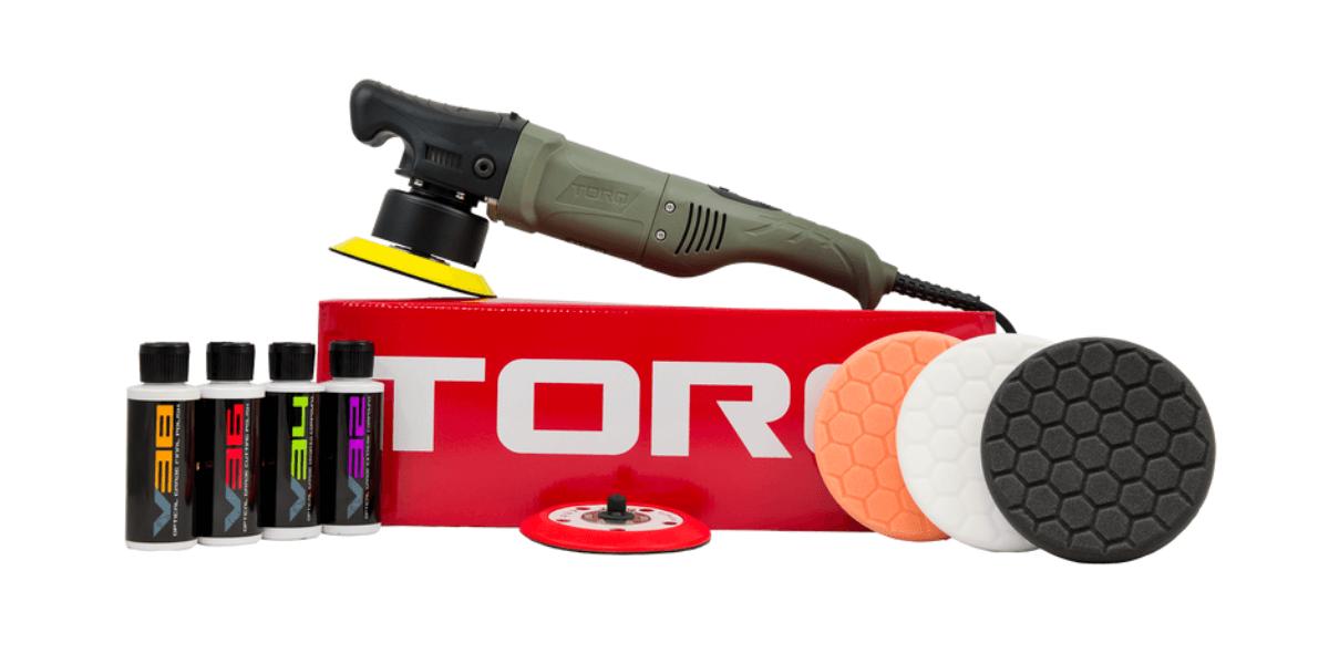 TORQ 10FX Random Orbital Polisher Review
