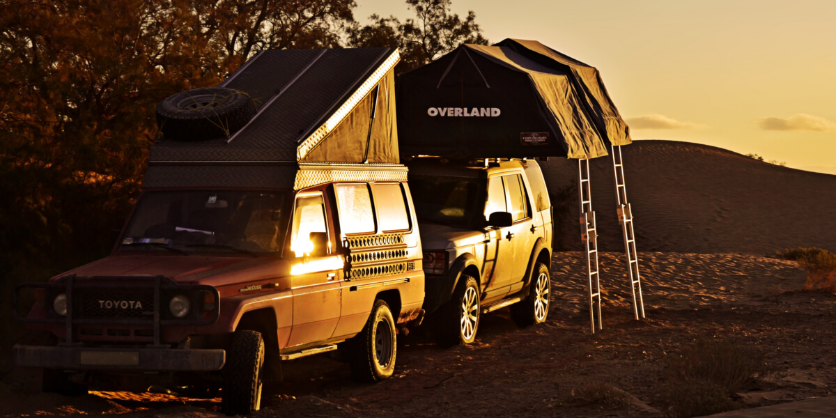 Best SUV Tent
