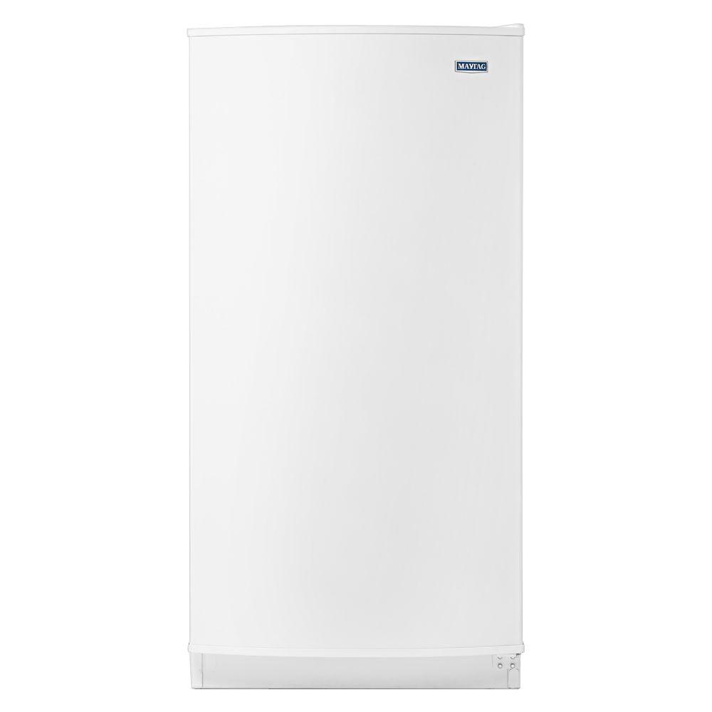 Maytag - 15.7 Cu. Ft. Frost-Free Upright Freezer