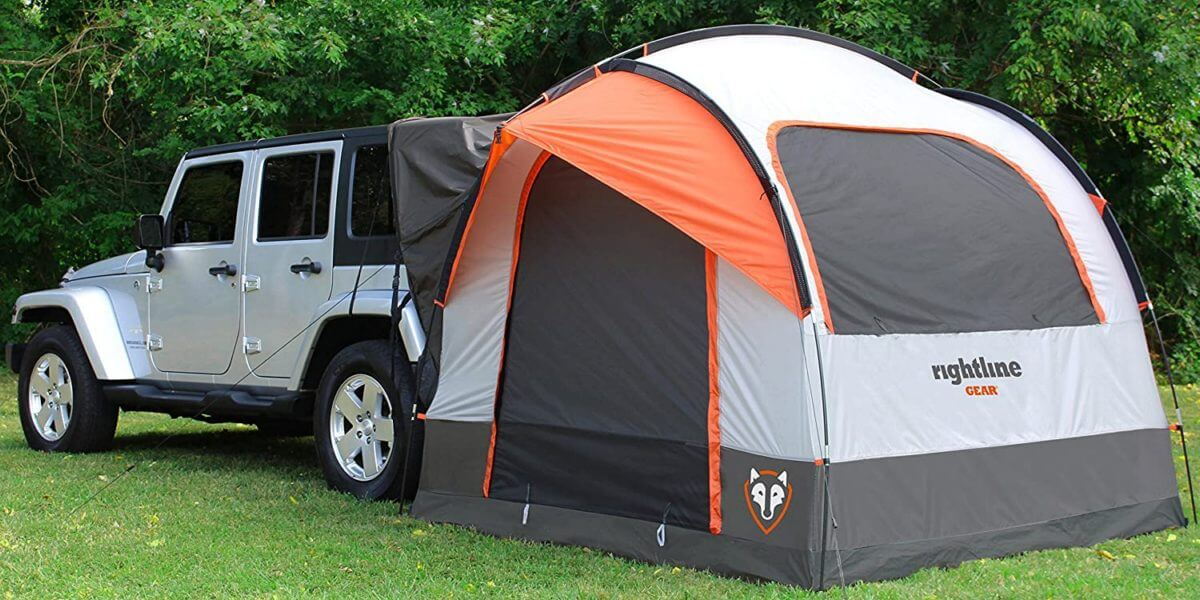 Rightline Gear SUV Tent Review