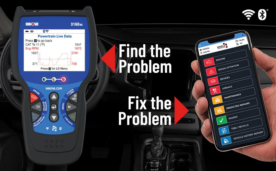 Innova Repair Solutions 2 app