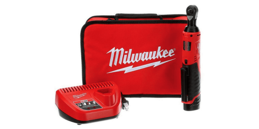 Milwaukee 2457-21 Cordless M12 Ratchet Kit Review