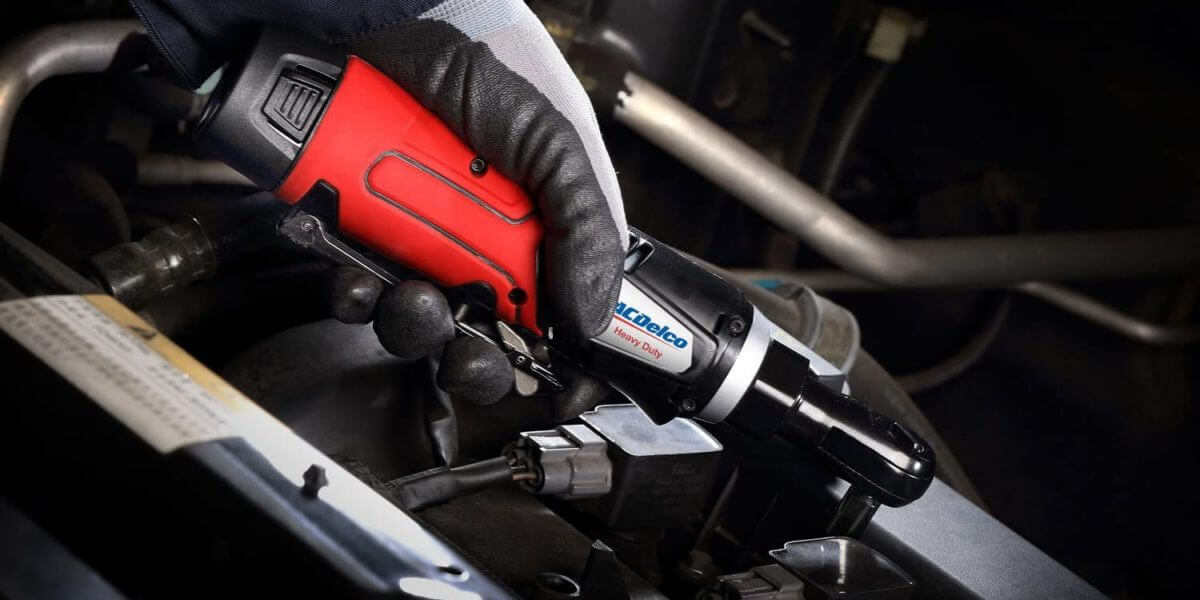 ACDelco ARW1201 G12 Cordless Ratchet Wrench Tool Kit Review