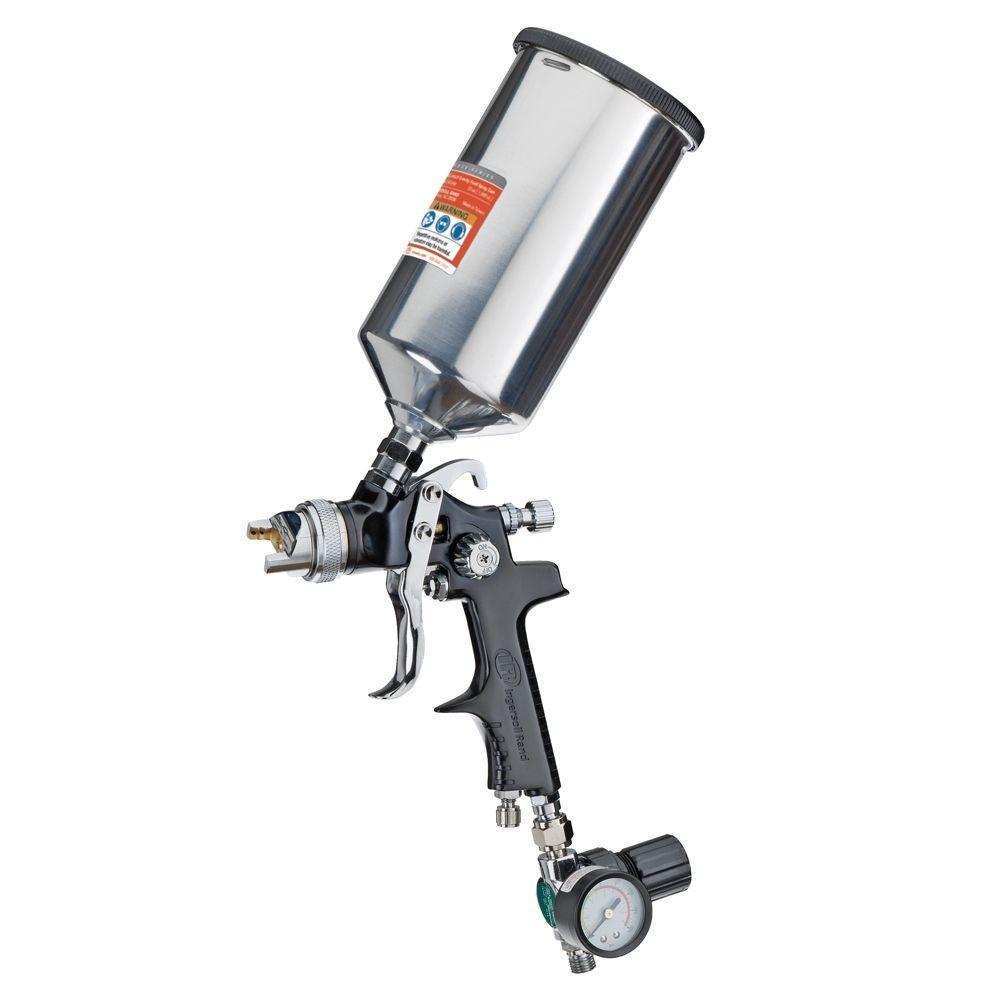 Ingersoll Rand EDGE Series 270G HVLP Gravity Feed Spray Gun