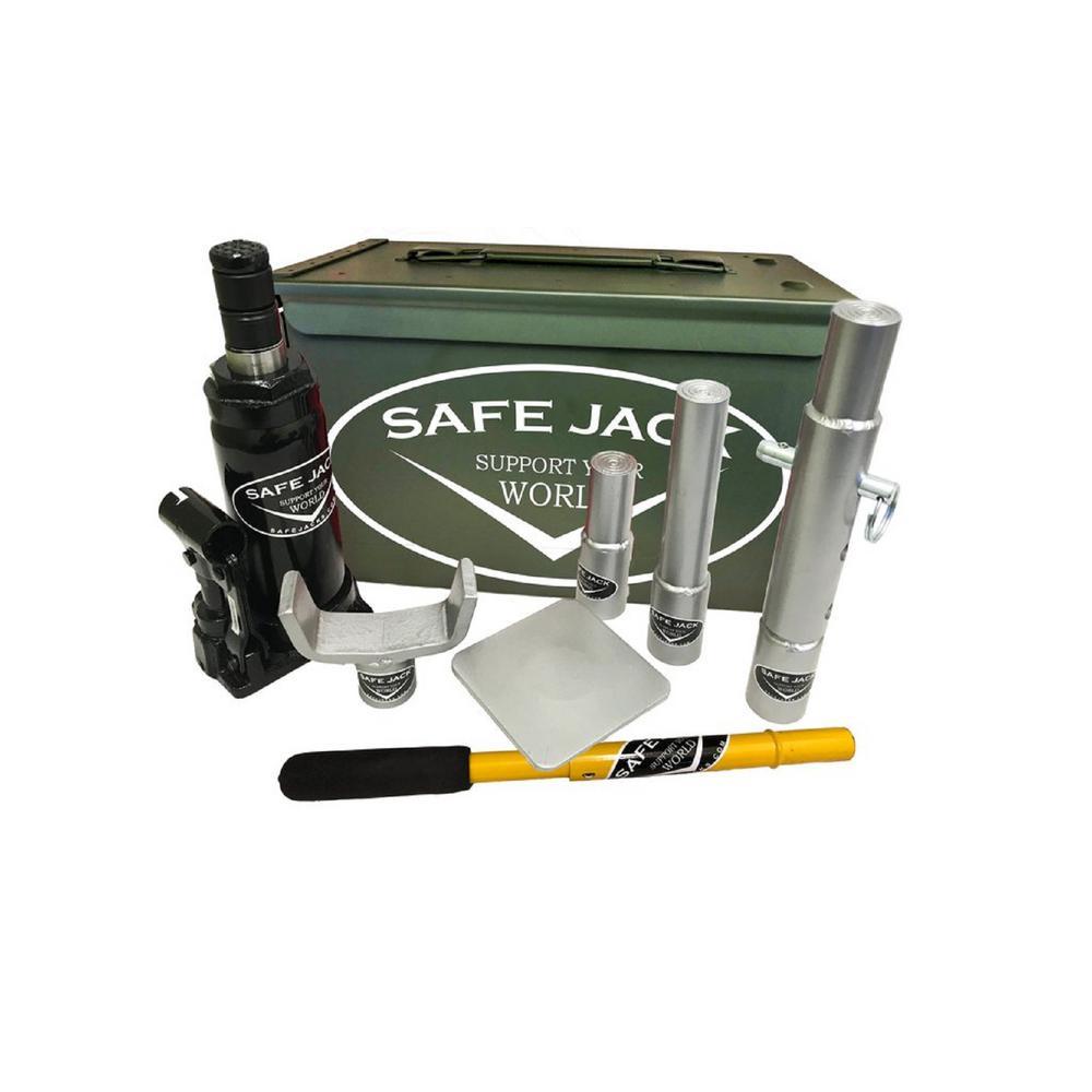 """Safe Jack """"The Sergeant"""" 37M Off-road Kit"""
