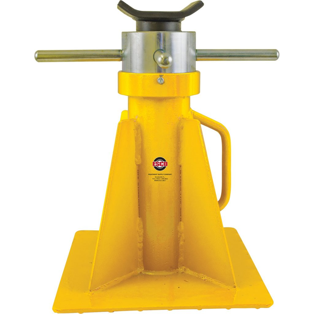 ESCO 10803 Screw-Style Jack Stand
