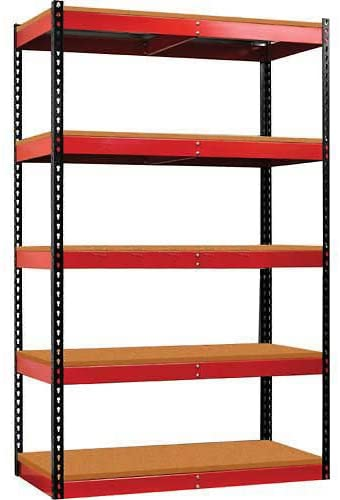 Fort Knox Rivetwell Shelving