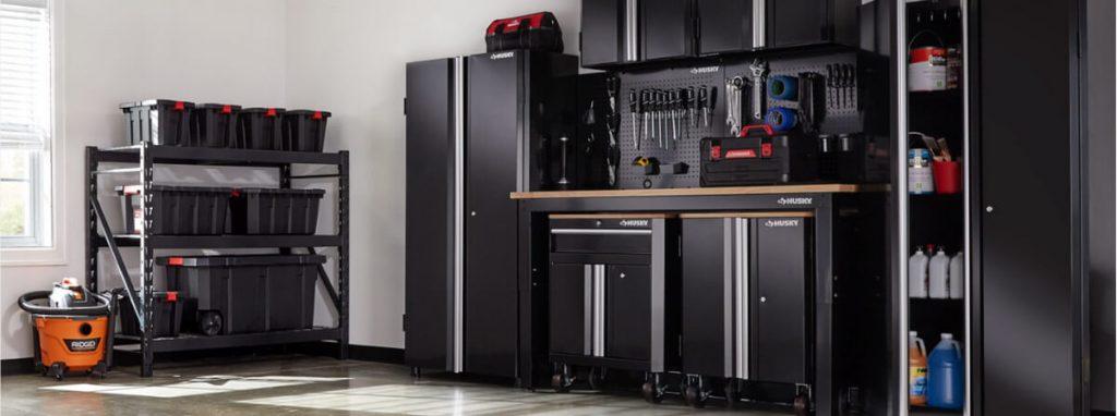 complete garage storage systems