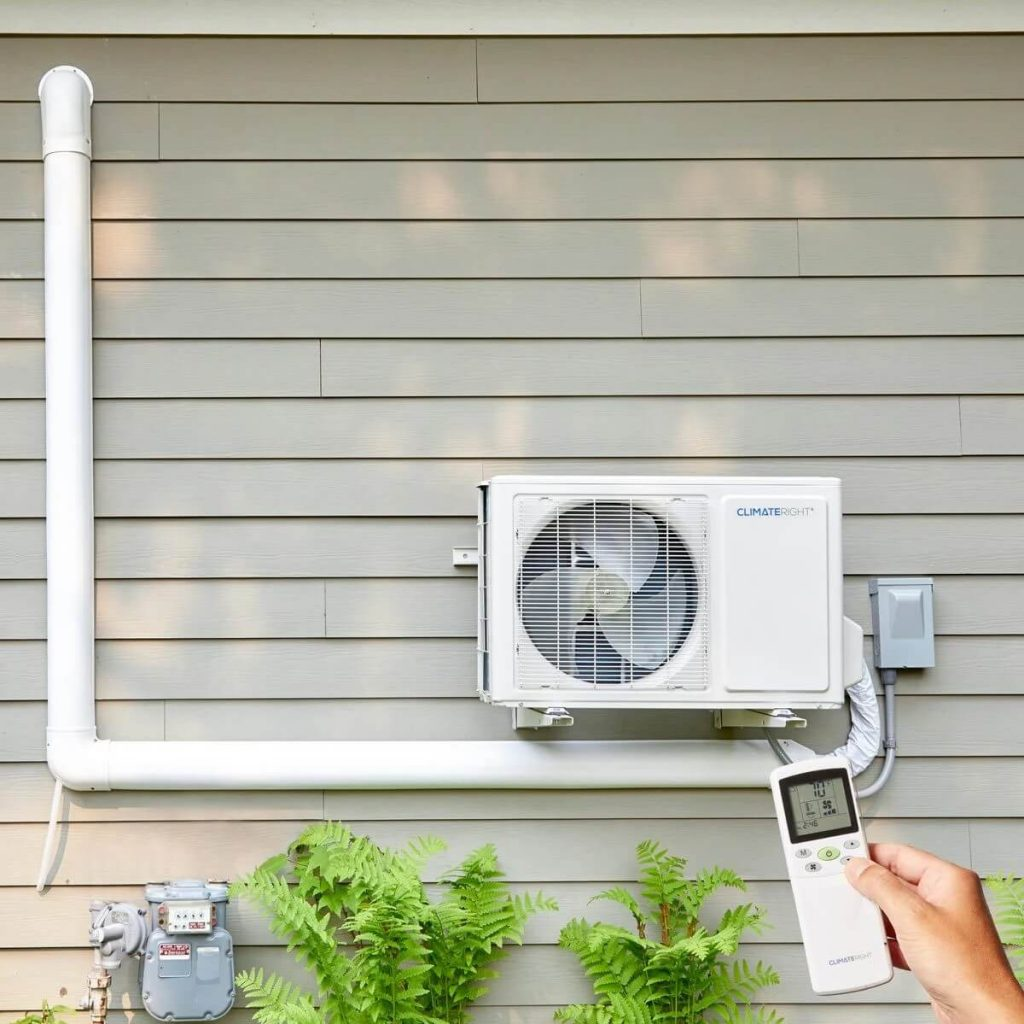 Ductless Mini-Split Air Conditioners
