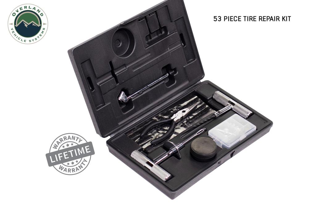 Overland Vehicle Systems Tire Plug Repair Kit