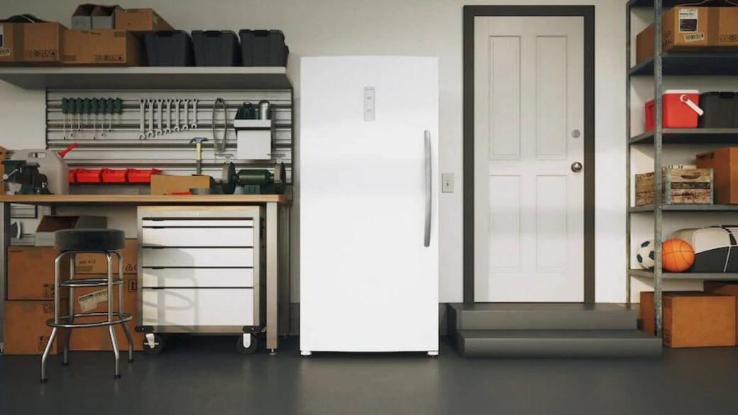 Garage Refrigerator Freezer