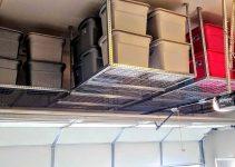 7 Best Overhead Ceiling Racks for Garage Storage