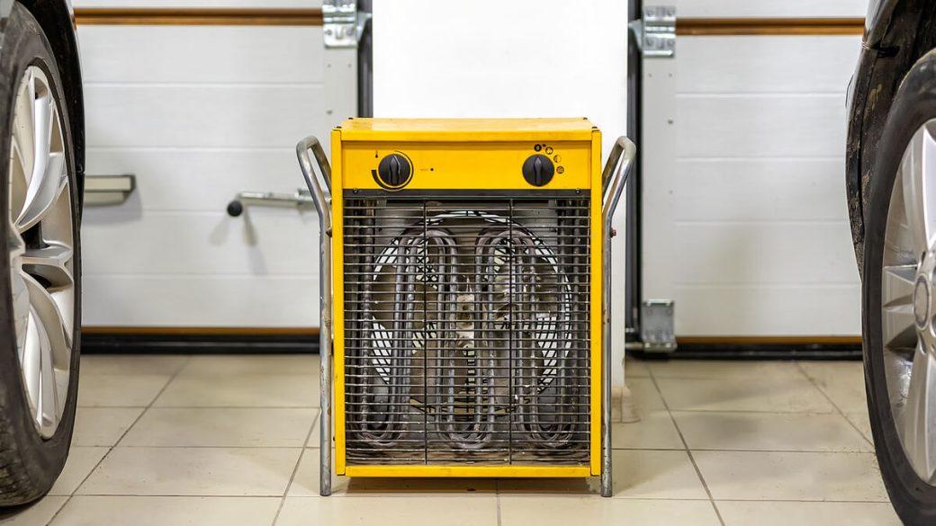 Garage Heater Sizing