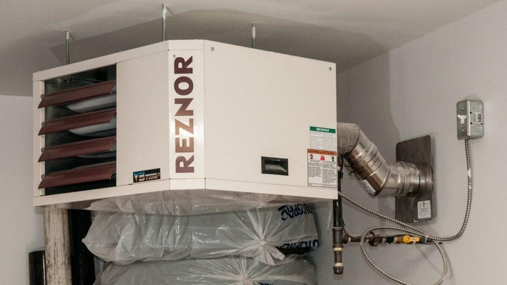 Best Gas Garage Heater