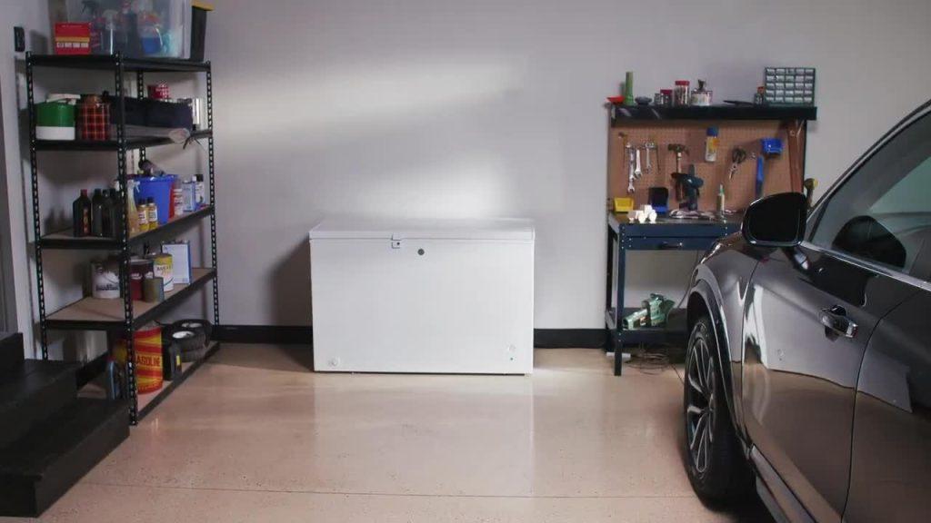 Garage Ready Chest Freezer